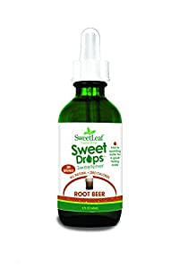 Sweet Drops Liquid Stevia, Root Beer, 2 Ounce
