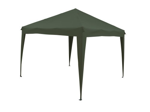Camelot 3m x 4m Easy-Up Gazebo - Classic Green