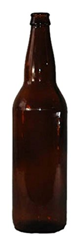 Monster Brew Home Brewing Supp Amber Beer Bottles (12 Pack), 22 oz (22 Ounce Beer compare prices)