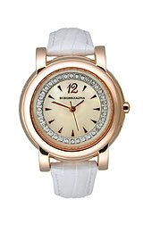 BCBG Crystal Collection Pink Mother-of-Pearl Dial Women's Watch #BG6205