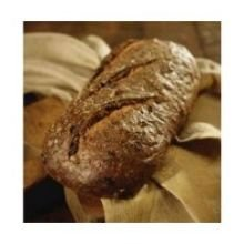 Labrea Bakery Pumpernickel Raisin Extra Large Bread Loaf, 2.83 Pound -- 9 per case.