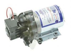 CARAVAN MARINE SHURFLO WATER PUMP 7 l/min 20 psi 12V