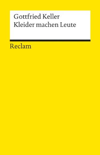Kleider Machen Leute (German Edition)