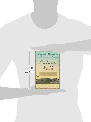 palace walk Palace walk is the first novel in nobel prize-winner naguib mahfouz's magnificent cairo trilogy, an epic family saga of colonial egypt that is considered his masterwork.
