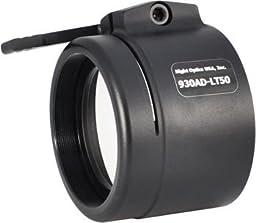 Night Optics D-930 50mm Throw-Lever Day/Night Adaptor, Black NA-930-50LT