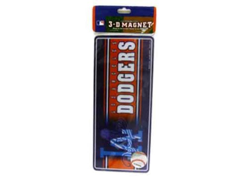 Mlb Los Angeles Dodgers Magnets, 8-Inch