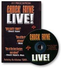 Chuck Fayne Live,