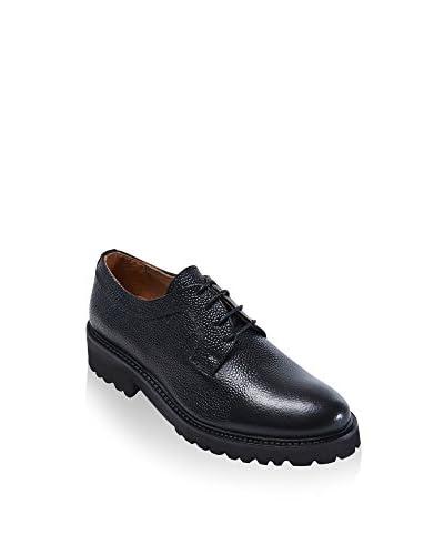 BRITISH PASSPORT Zapatos derby Plain Negro