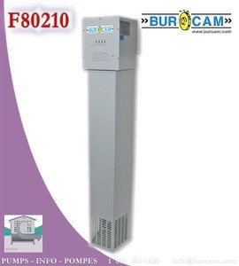 Bur-Cam Pumps F80210 Fan- Air System