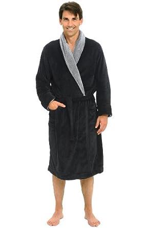 85f98f473c Arus Men s Monk Style Full Length Hooded Heavy Turkish Cotton Bathrobe