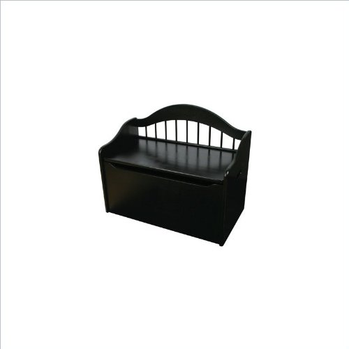 Kidkraft Limited Edition Toy Box - Black front-1050119