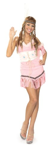 Indian Maiden Costume - Medium - Dress Size 10-14