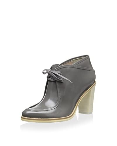 10 Crosby by Derek Lam Women's Madaline Lace Up Heeled Bootie