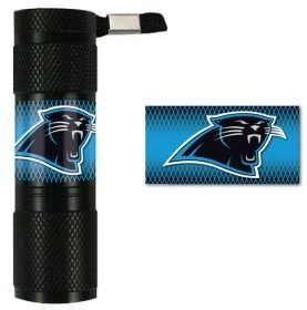 Nfl Carolina Panthers Led Flashlight, Small