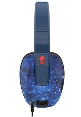 Skullcandy Crusher 2.0 Over Ear With Mic Spaced Navy Red