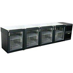 Low Profile Refrigerator