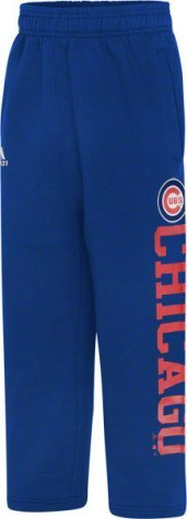 Youth Chicago Cubs Royal Blue Word Plus Fleece Sweatpants - S 8 at Amazon.com