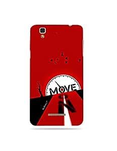 alDivo Premium Quality Printed Mobile Back Cover For YU Yureka Plus / YU Yureka Plus Back Case Cover (MKD148)