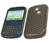 GVAccessories Samsung S3350 Chat Black Gel case