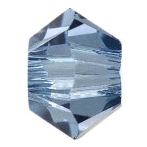 Crystal Beads - 5328 3mm Denim Blue Swar: Arts, Crafts & Sewing