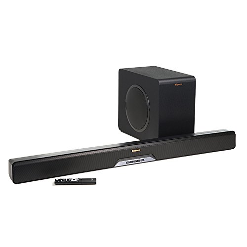 Klipsch Reference RSB-11 Soundbar with 8 In. Subwoofer