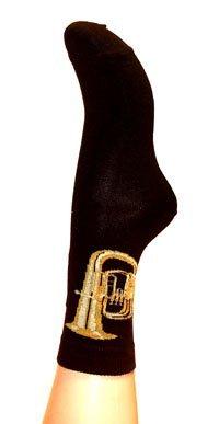 Musik-Socken-Tuba-Schnes-Geschenk-fr-Musiker