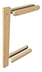Olmitos 7809 - Adaptador para escaleras, color madera marca Olmitos en BebeHogar.com