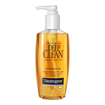 Cleanser Neutrogena coupons facial