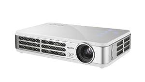 Vivitek Qumi Q2 300 Lumen WXGA HDMI 3D-Ready Pocket DLP Projector (White)