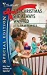 The Christmas She Always Wanted (Silh...