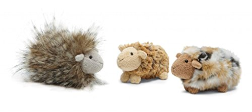 """Jellycat® Silky Guinea Pig - 3"""" front-1060807"""