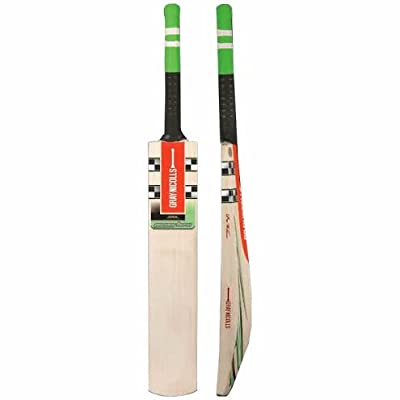 Gray Nicolls Powerbow Genx GN2 English Willow Bat, Short Handle