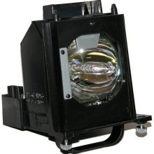 Electrified 915B403001 Replacement Lamp with Housing for Mitsubishi Projectors- 150 Day Electrified Warranty