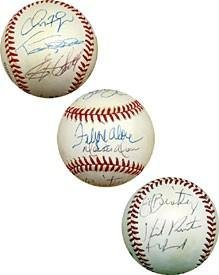Montreal Expos Autographed Signed Baseball - Autographed Baseballs by Sports+Memorabilia