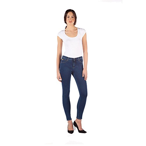 Second Yoga Jeans Women's High Rise Skinny Miami Jeans (30)