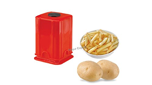 Mayur Exports Potato Chipser French Fries, Potato Finger Chips Cutter