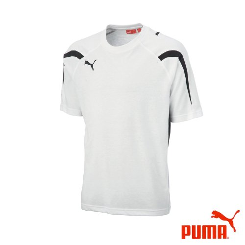 Puma Mens Training Wear Powercat 5.10 Football T Shirt