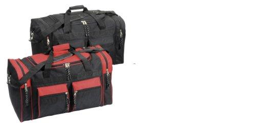 Sport- und Reisetasche 60cm schwarz