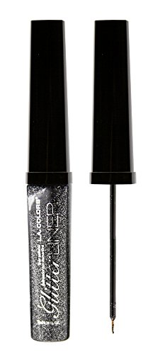 L.A. Colors Glitter Eyeliner, 3D, 0.24 Fluid Ounce (La Colors Eye Liner compare prices)