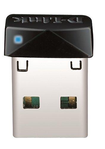 D-Link DWA-121 Pico clé USB WiFi N150 USB WiFi noir
