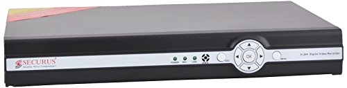 SECURUS (SS-0401ASL) 4 Channel DVR