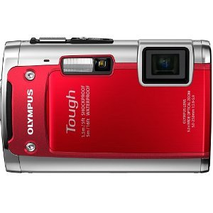 Olympus  TG-610  Tough 14 MP Digital Camera , 5x Wide Optical Zoom (28mm), 3