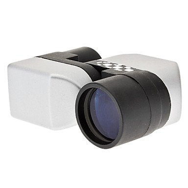 Rayshop - Nikula 10X21Mm Field 6.5° Mini Folding Monocular Binoculars