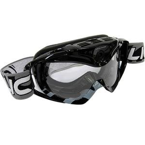 Liquid Image Torque Plus Wi-Fi 1080p HD Video Goggles - One size fits most/Black