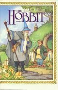 The Hobbit: A Graphic Novel (#1 of 3) by Chuck Dixon, J. R. R. Tolkien and David Wenzel