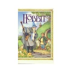 The Hobbit: A Graphic Novel (#1 of 3) by Charles Dixon,&#32;J. R. R. Tolkien and David Wenzel