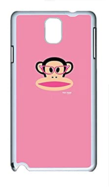 buy Samsung Galaxy Note 3 Case,White Edge,Hard Case(Can Be Customized)New Version Case,Raised Bezel Protects Screen,Ultra-Thin,Worth Your Phone Have-Paul Frank Logo 2