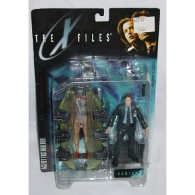Picture of McFarlane The X Files - Agent Fox Mulder Figure (B000EALRJO) (McFarlane Action Figures)