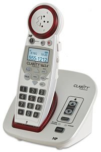 Extra Loud Cordless Phone DECT 50+ dB Extra Loud Cordless Phone DECT 50+ dB from Clarity
