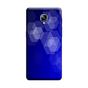 Ebby Premium Printed Back Case Cover With Full protection For OnePlus 3 (Designer Case)